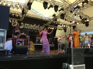 Bombay Royale brought Bollywood to Adelaide