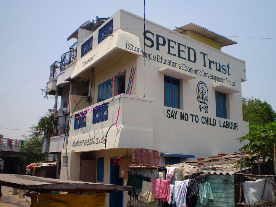 SPEED Trust, Chennai - say no to child labour