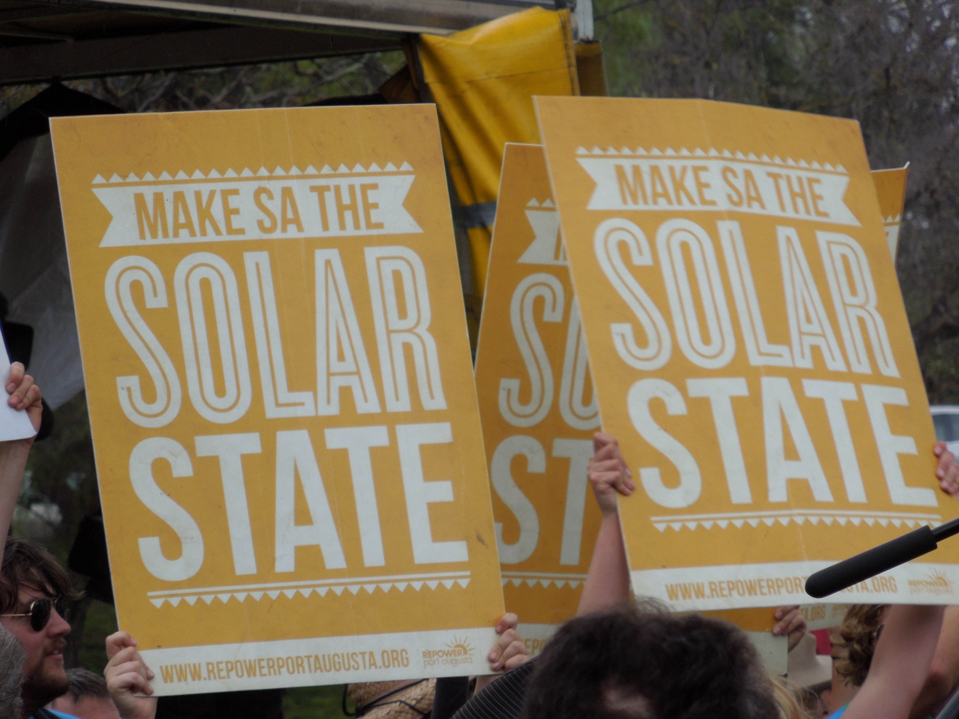 Make South Australia the Solar State