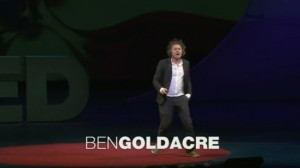 Ben Goldacre's TED Talk on what doctors don't know about the medicines they prescribe