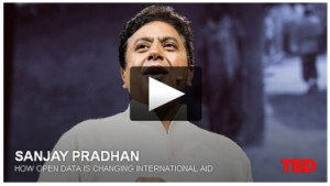 Sanjay Pradhan's inspiring TED video