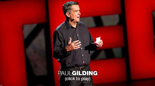 Paul Gilding - TED Talks - The earth is full