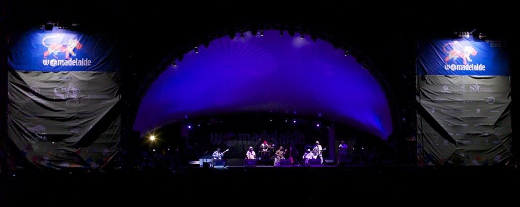 Womadelaide stage 1