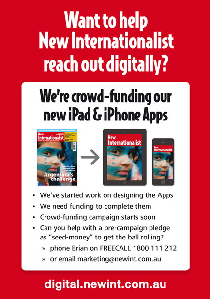 Crowd-funding NI Apps