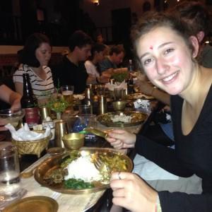 Feasting in Nepal