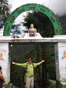 Temba Tsheri Sherpa - our guide