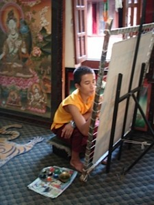Thangka Painting School