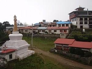 Tyengboche Monastery