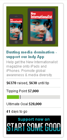 Help us reach the tipping point