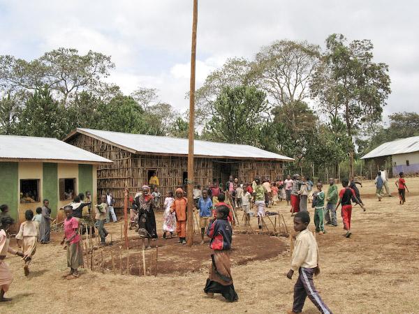 Fair trade coffee has financed classrooms and health care centres