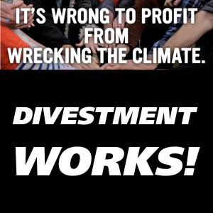 The divestment movement is growing fast
