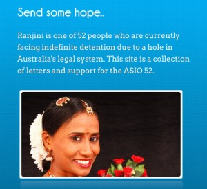 Letters for Ranjini