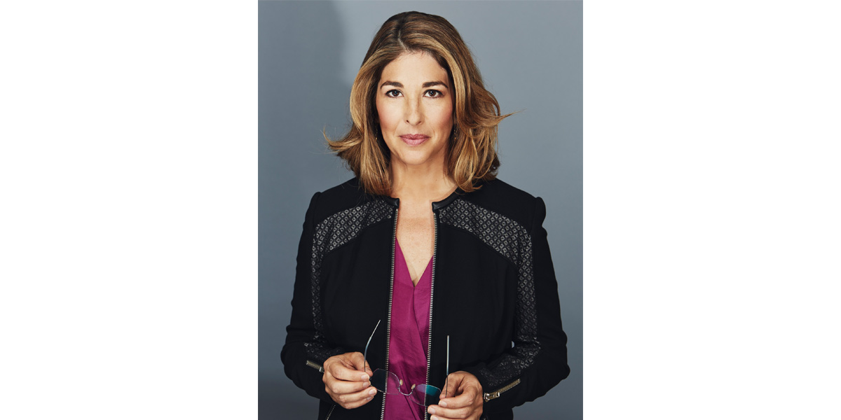 Naomi Klein (Photo: Kourosh-Keshiri)
