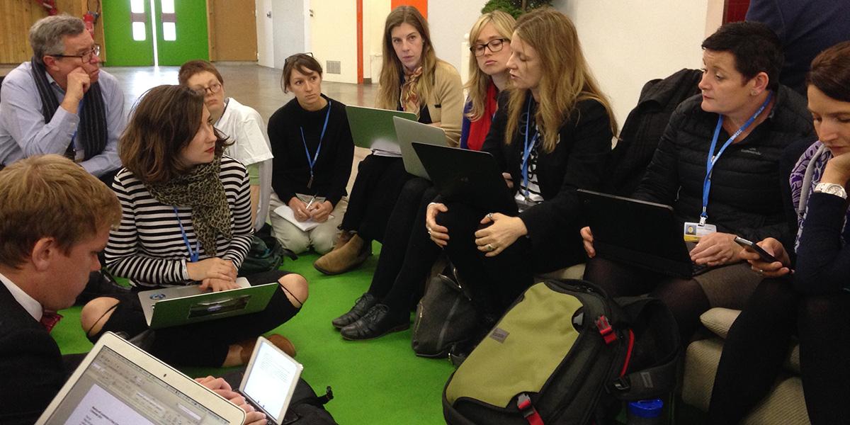 CANA daily briefing at #COP21