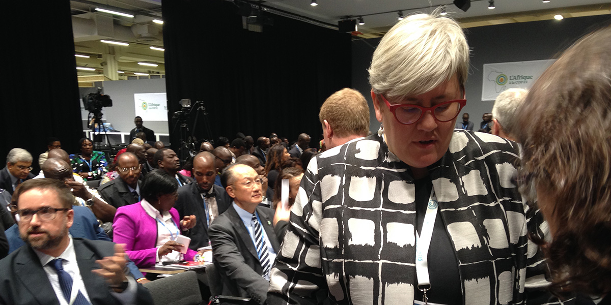 Audience to hear World Bank launching its new plan for Africa
