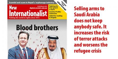 Saudi Arabia and the West