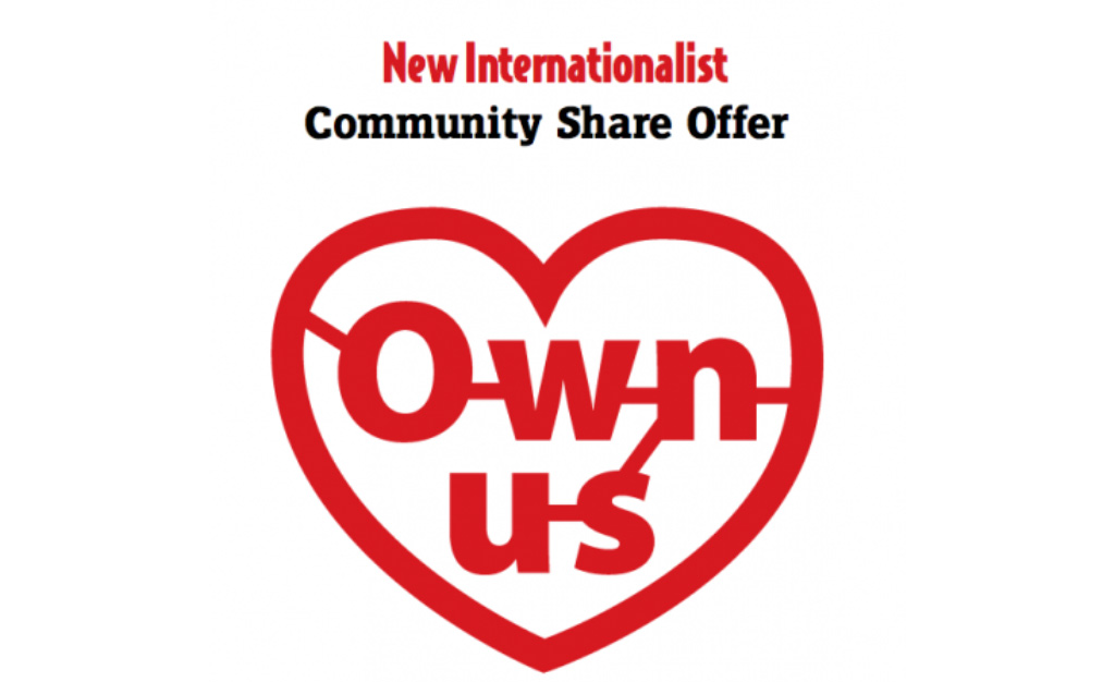 New Internationalist Community Share Offer