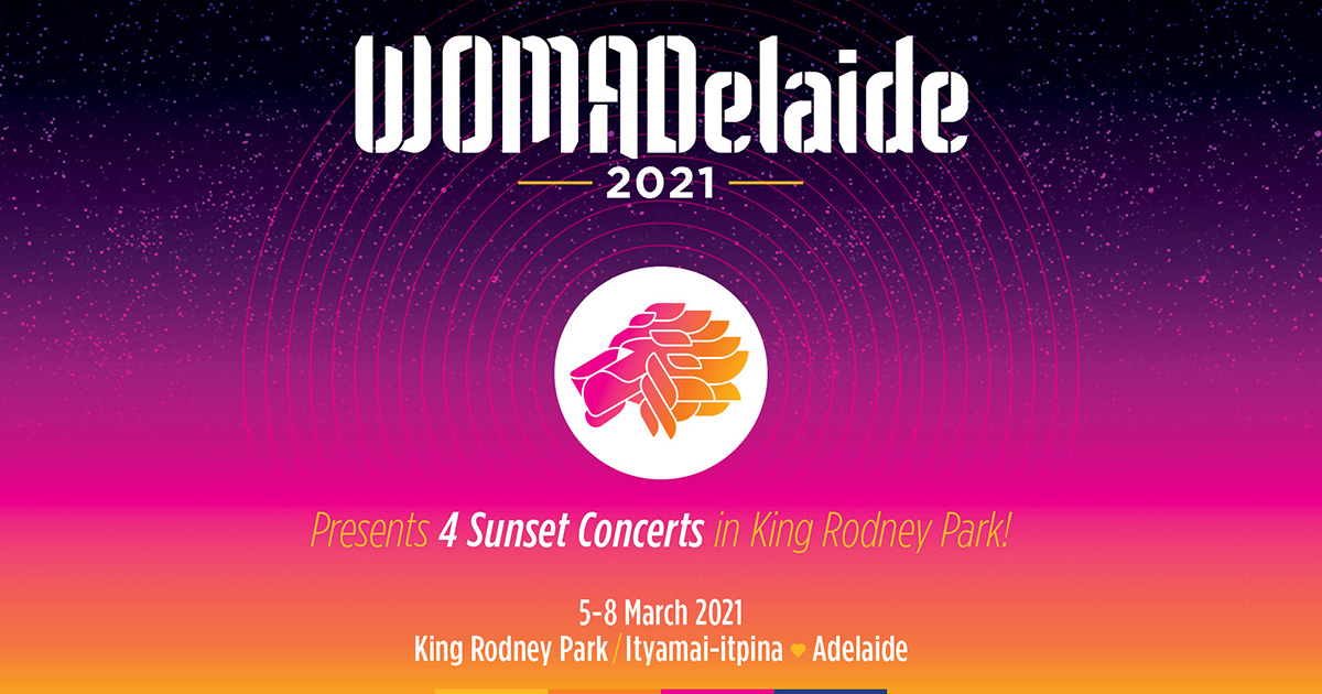 WOMADelaide 2021