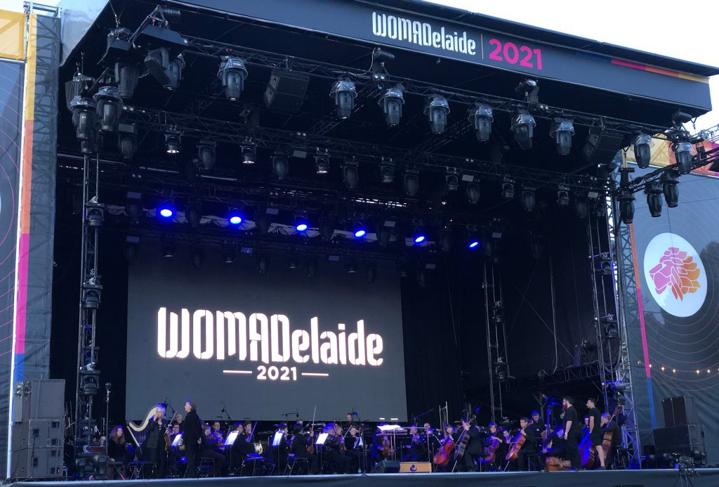 WOMADelaide 2021 - the stage is set for Compassion