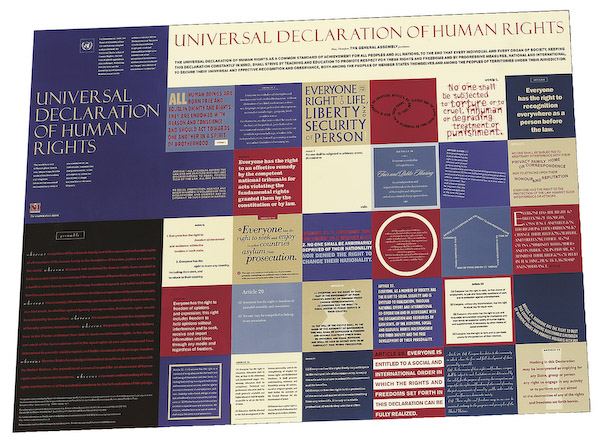 of Human Rights - a po...