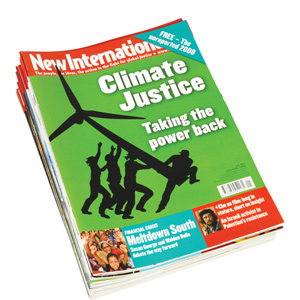 Why support the New Internationalist?